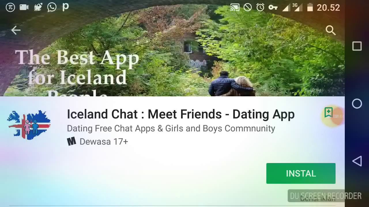 Free dating in iceland