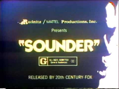 Sounder 1972 TV Spot