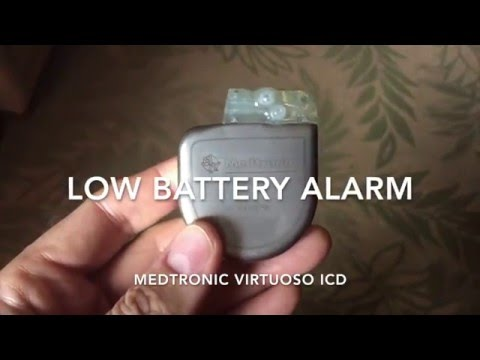 ICD Alarm (high/low dual tone)