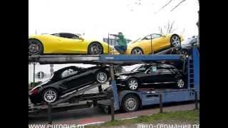 Ferrari 458 Italia - доставка автомобиля из Германии в Москву(, 2013-04-12T09:04:41.000Z)