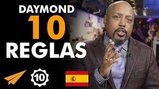 """REPROGRAMA tu manera de PENSAR"" | Daymond John: 10 Reglas para el éxito en la vida"