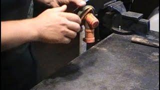 Розбирання і ремонт нижнього редуктора мотокоси, тримера