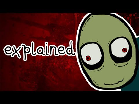 Salad Fingers: Explained