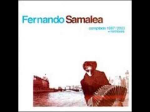 Fernando Samalea 1997- 2003 Clau Ros