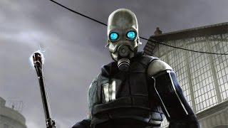 Half-life 2- chegamos de trem 1#
