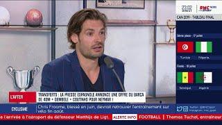"""Damien Perrinelle : """"Le PSG n'a pas besoin de Dembélé et de Coutinho"""""""
