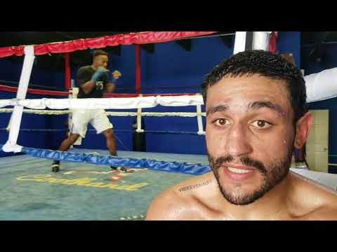 Miguel Cruz  147 libras ..