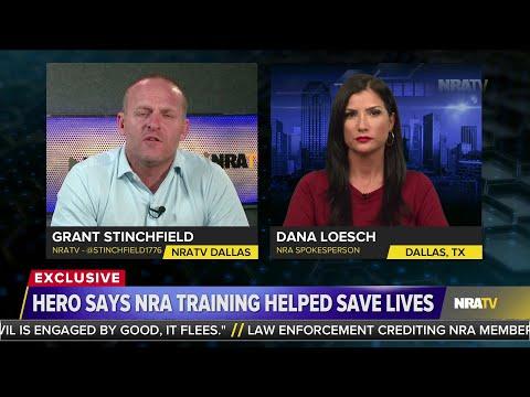 Stinchfield | Dana Loesch: God Bless Stephen Willeford - 11/7/17