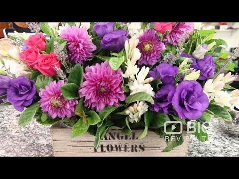 Angel Flowers Florist Shop In Perth WA For Floral Design And Bouquet