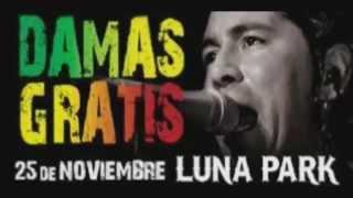 Damas gratis 15 Años - Luna Park - 25.11.15