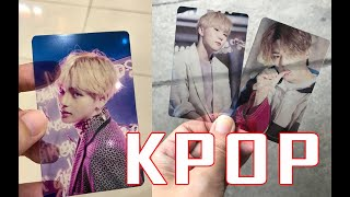 HOW TO MAKE transparent photo card KPOP /DIY KPOP PHOTOCARD /TUTORIAL STEP BY STEP