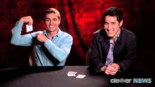 Dave Franco Now You See Me - CARD TRICK!