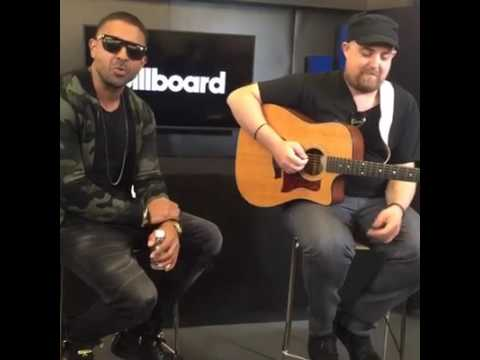Jay sean live at  billboard 2016