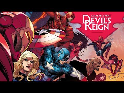 DEVIL�€�S REIGN Trailer | Marvel Comics