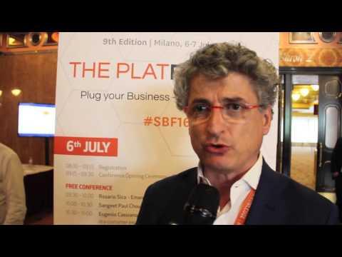 Il Social Business Forum 2016: intervista a Rosario Sica