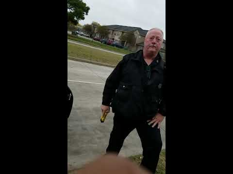 Police stops me while jogging then handcuffs me