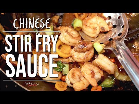 Best Chinese Stir Fry Sauce recipe by SAM THE COOKING GUY