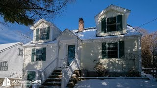 Home for sale - 153 Woburn St, Medford