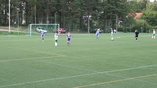 17.08.19 IFK Mariehamn Dam - TKT - Halvlek 2