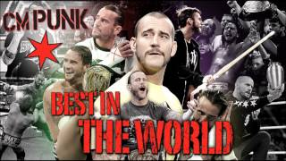 WWF Raw SNES Style - CM Punk Theme (Living Colour - Cult of Personality)