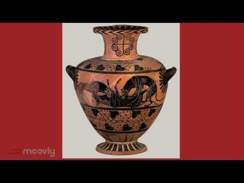 Greek Vase Paintings Copy Youtube