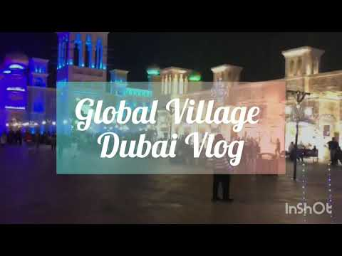 Global Village Dubai Vlog    Family trip    Dubai Tour #dubai #globalvillage2021 #shortvlog