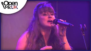 I WILL ALWAYS LOVE YOU, RUN TO YOU – WHITNEY HOUSTON performed by SORCHA WHELAN at Open Mic UK singi