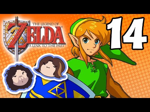 Zelda A Link to the Past: Stinky Time - PART 14 - Game Grumps