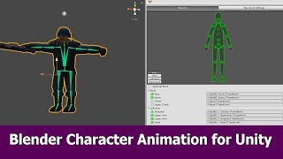 Video Blender Character Animation for Unity download MP3, 3GP, MP4, WEBM, AVI, FLV Agustus 2018