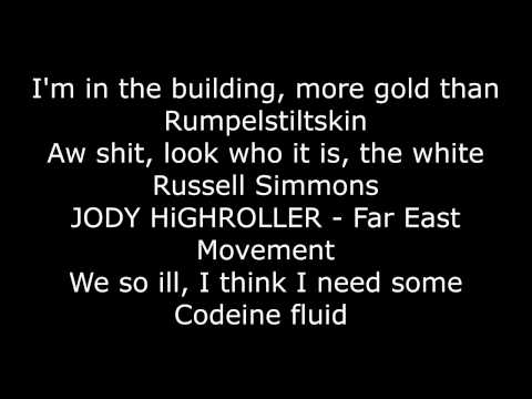 Far East Movement - The Illest ft. Riff Raff [ HD + Lyrics ]
