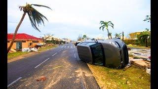 Не приезжайте во Флориду - штат разрушен. Ураган Ирма