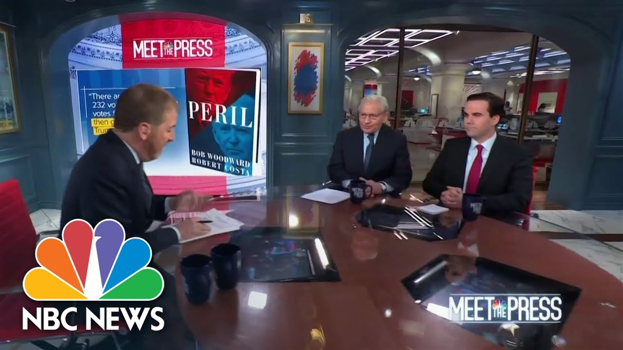 Download Full Woodward & Costa: Trump 'Wants Power Back'
