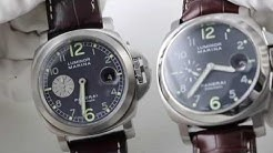 A Tale of Two Watches: Luminor Marina PAM 86 vs PAM 164