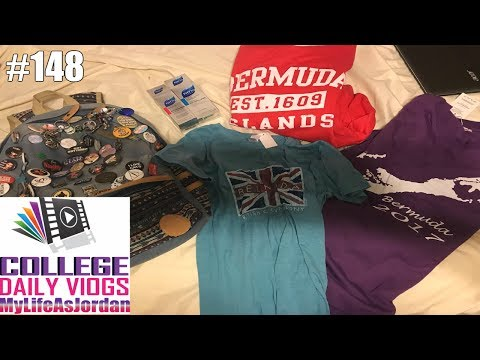 What I Got In Bermuda   Daily Vlog #148