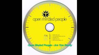 Open Minded People - Are You Ready (Radio Edit)