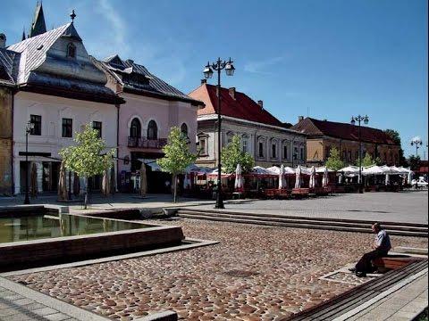 Clock Tower In Baia Mare Stock Photo - Image: 57893084  |Baia Mare