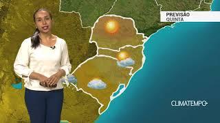 Previsão Sul – Região Sul em pré-frontal