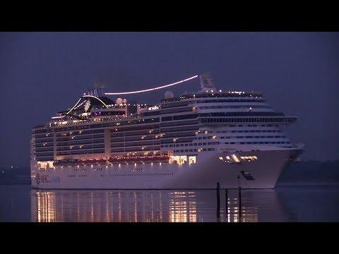 MSC Cruises 'Preziosa' | Easter Cruise to Southampton from the Caribbean 22/04/19
