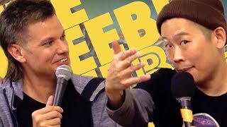 Theo Von on The Steebee Weebee Show [Ep  38]