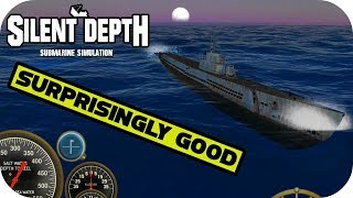 Great Simulator - Silent Depth 3D Submarine Simulation First Try Gameplay PC HD