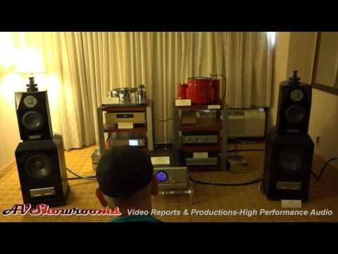 Pass Labs INT 250, Usher Audio, Triangle Art, Accuphase, Cocktail Audio, a great exhibi