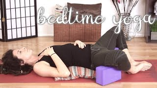 Bedtime Yoga - Gentle, Nourishing, and Relaxing Yoga to Sleep