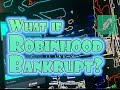 Robinhood APP - What happens if my stock broker goes BANKRUPT?