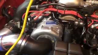 How does a Procharger supercharger work?