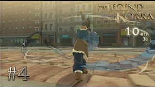 The Legend of Korra Chapter 4: Republic City - Gameplay 1080p (PC)