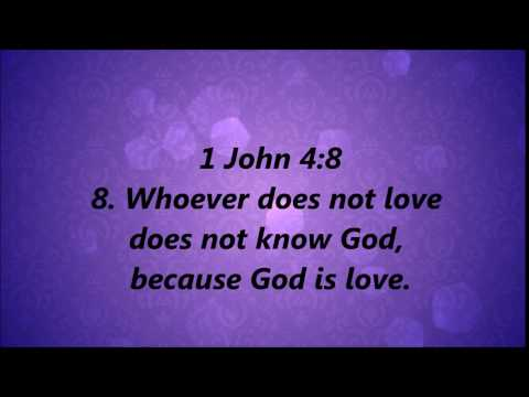 Top 10 Bible Verses about Love