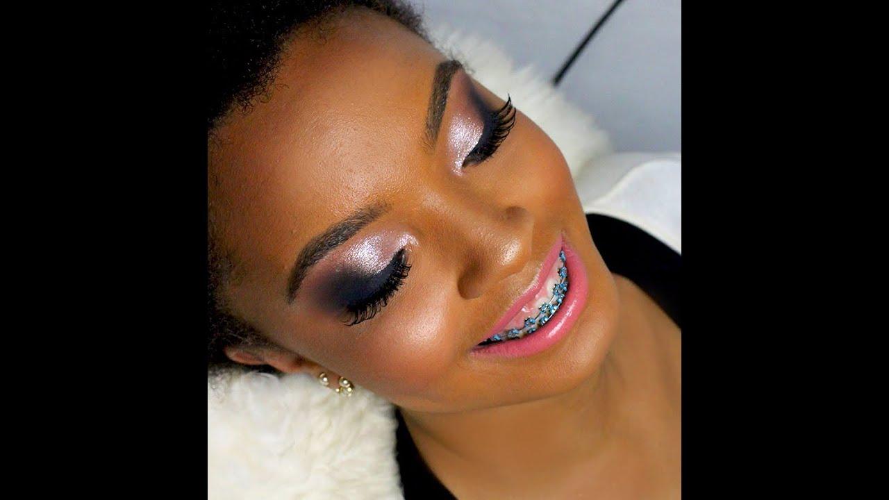 Muito Maquiagem para Noivas - Beleza negra 😍 Vou Casar! - YouTube PR82