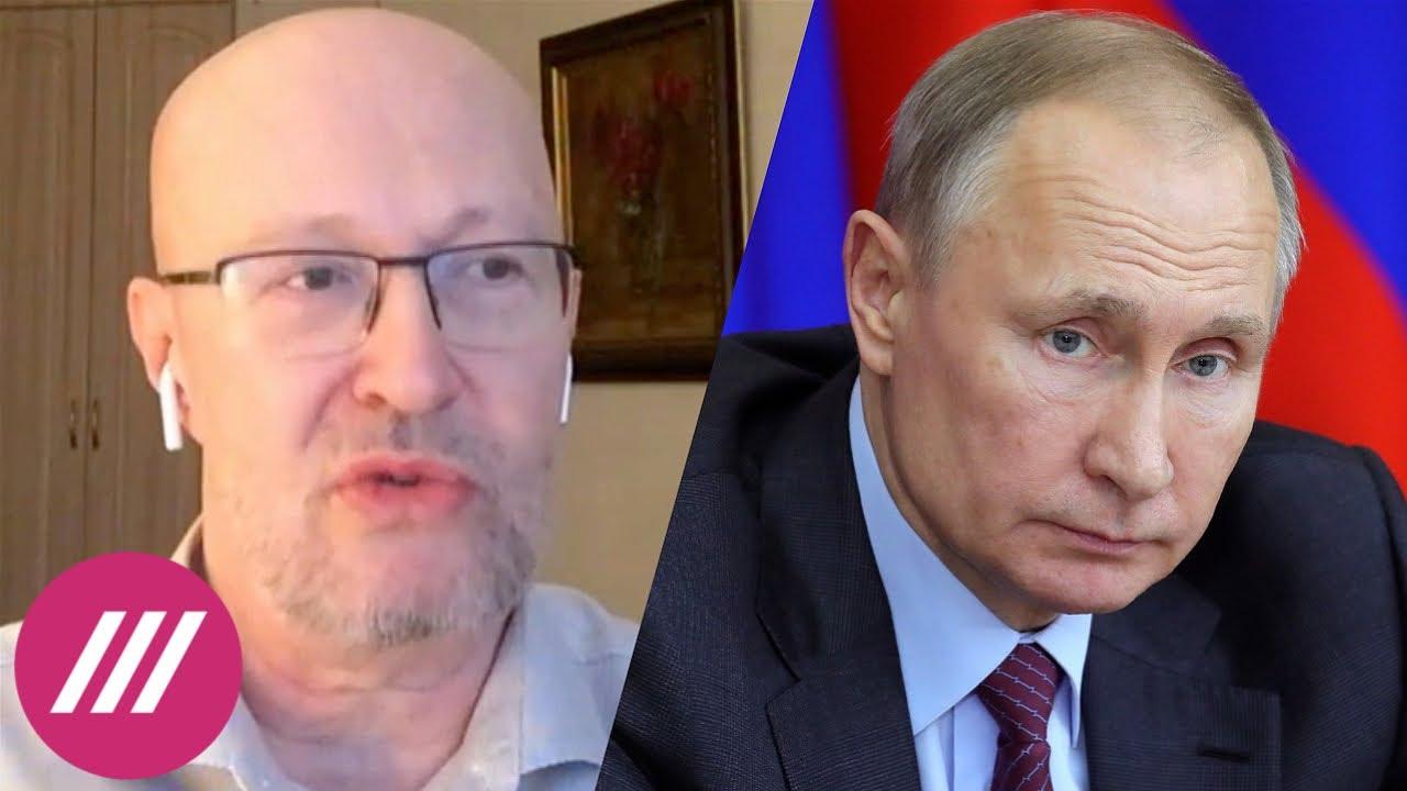 «Считают, что я главный источник информации об уходе Путина»: политолог Соловей о причинах ареста