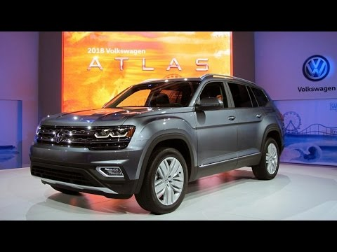 [HOT NEWS] THE VOLKSWAGEN ATLAS EDITION CONCEPT IS AIMED AT WEEKEND | CHICAGO AUTO SHOW REVEALED