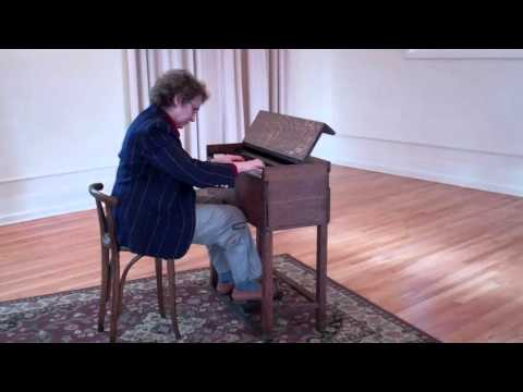 Petit Reve (Little Dream) On Mason & Hamlin Pump Organ